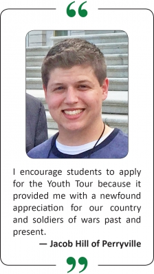 Apply for Youth Tour