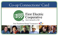 coop connections card