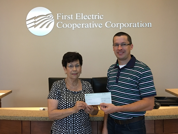 Operation Round Up First Electric Cooperative