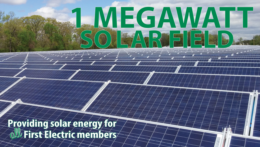 Solar First Electric Cooperative